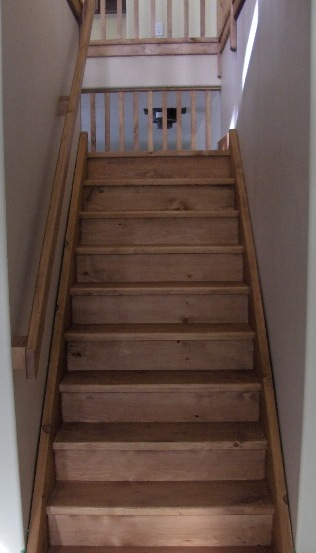 187 Stairs Nelson Woodcraft