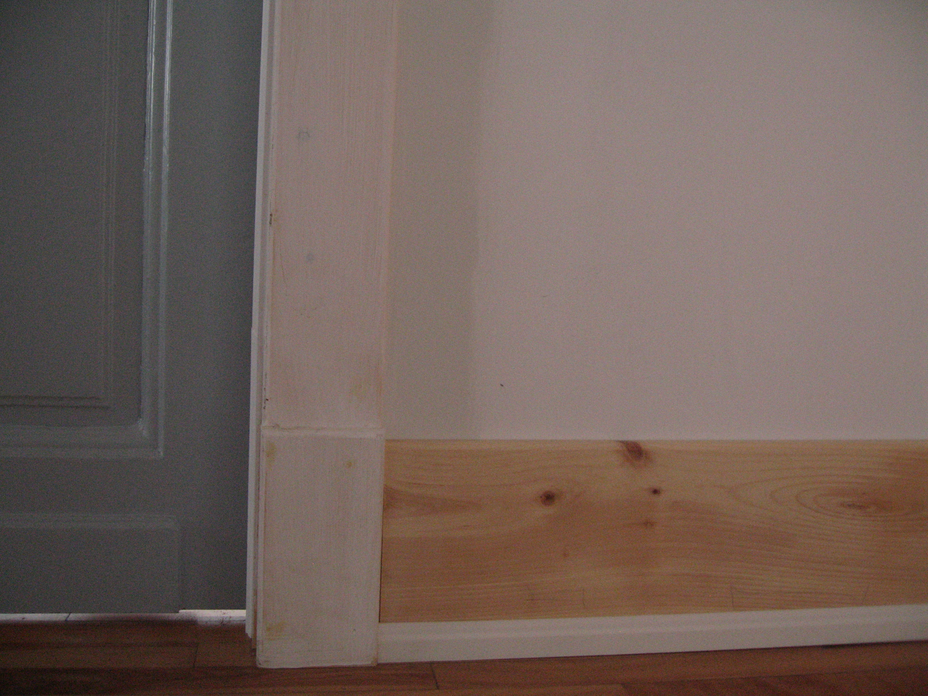 Doors and trim nelson woodcraft for Baseboard and door trim